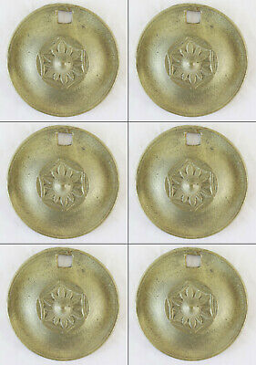 6 Handles for Furniture Antique Bronze Locket Ironware Accessories CH29