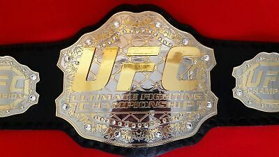 New Ufc Ultimate Fighting Championship Belt Wrestling Heavy Weight Replica Belt