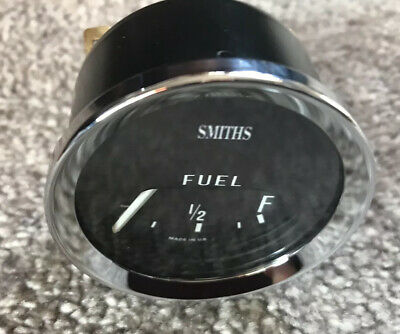 Smiths fuel Gauge 52mm - Reconditioned   MG  / TRIUMPH /KIT