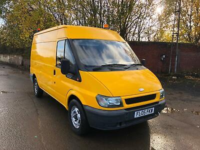 2005 Ford Transit 2.4TDI 115PS 350 Mwb only 116754 guaranteed miles