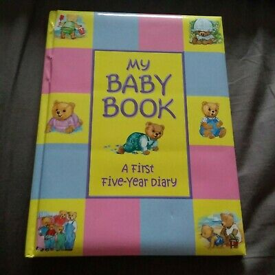 My Baby Book, A Five Year Diary