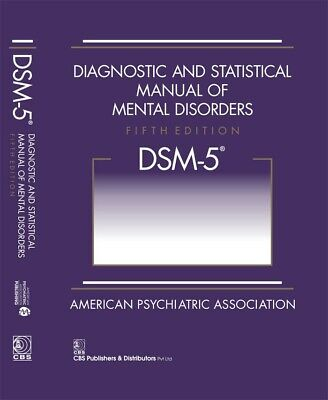 DSM-5 Diagnostic and Statistical Manual of Mental Disorders (Electronic Edition)