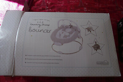 Baby bouncer from Sliver cloud