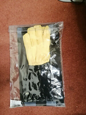 Gold Leaf Tough Touch Gloves - Ladies brand new