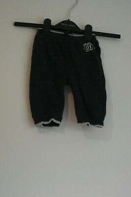 Boys Glittery Jogging bottoms from George Age 6-9 Months