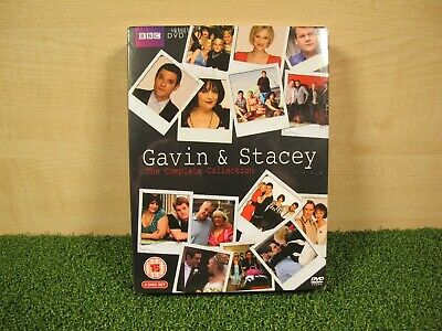 Gavin & Stacey The Complete Collection ~ 6 Disc Box Set DVD BBC TV Comedy Show