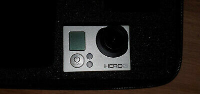 GoPro HERO3 White Edition With Case and Waterproof Housing