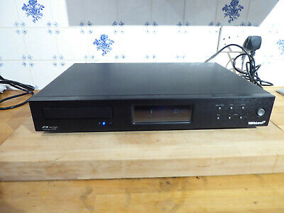 Tag McLaren F3 CD20R CD Player. Very High quality. Fully working & serviced.
