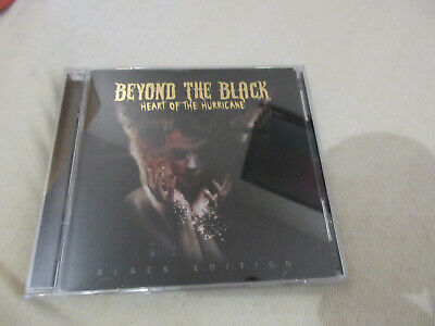 METAL CD..BEYOND THE BLACK-Heart of the Hurricane 2CD Black Edition..Neuwertig