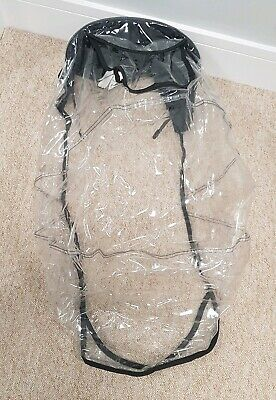 Genuine Bugaboo Cameleon rain cover. with support rod good condition 2011/25