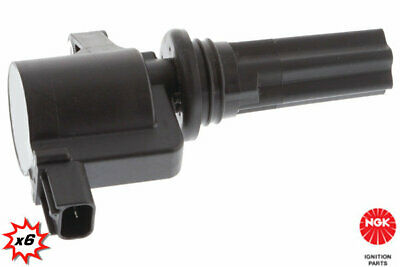 6x NGK Ignition coil U5031 stock code 48120. In stock, fast despatch UK seller