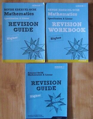 Revise Edexcel GCSE Mathematics Higher Revision Guide and Workbook
