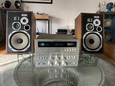 VINTAGE PIONEER HPM-100 Speakers 200w All Working Great Condition!!