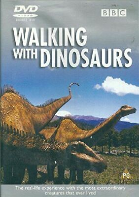 Very Good, Walking With Dinosaurs - Complete BBC Series [1999] [DVD], , DVD