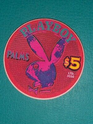Palms Playboy Limited Edition Casino Chip Issued 2003