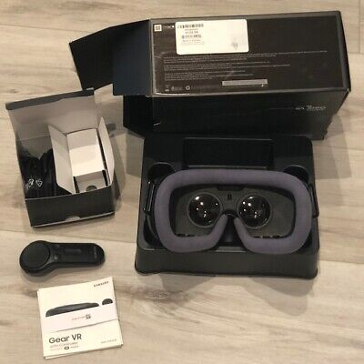 NEW Samsung Gear VR With Controller Note 8 Edition NEW Damaged Box