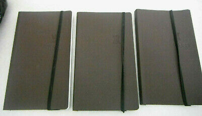 3 New Blank WRITING JOURNALS Diaries