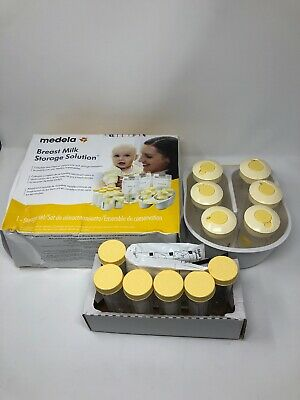 Medela Breast Milk Storage Solution Set