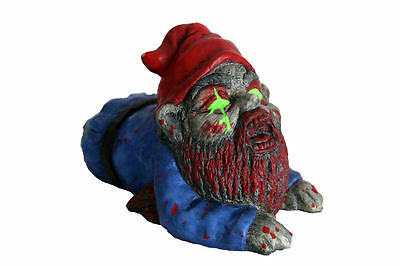 Loot Crate Exclusive Mini Glow in the Dark Zombie Gnome Crawler NYCC 2015