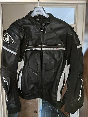 Frank Thomas Two Piece Race Leathers