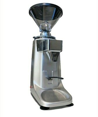Precision Gs6 Electronic Black Espresso Coffee Grinder Cafe Latte Barista Cup