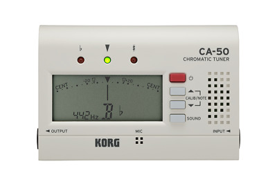 KORG CA-50 Chromatic Tuner Brand new!