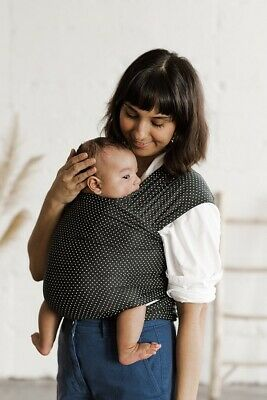 Solly Baby Wrap Charcoal