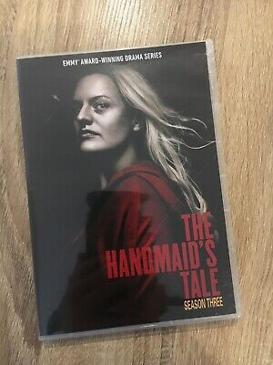 The handmaids tale: season 3 DVD Boxset. Plays On Uk DVD Players