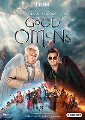 Pb Tv-Good Omens (Dvd/Bbc Tv/2 Disc/O-Sleeve) (Us Import) Dvd New