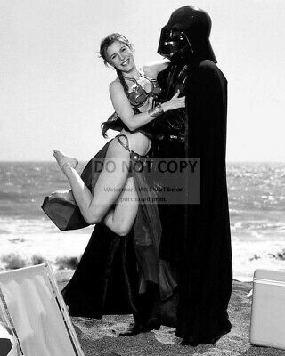 "Carrie Fisher As ""Princess Leia"" Star Wars - 8X10 Publicity Photo (Mw147)"