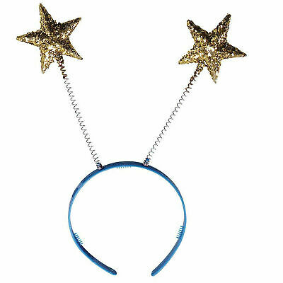 Pack Of 12 Bristol Novelty Childrens//Kids Sparkly Head Boppers BN357