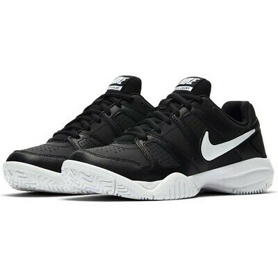 Nike City Court 7 (Gs) Black And White Trainers Size 4.5 New & Boxed 488325 003