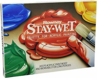 Daler Rowney Stay Wet Palette for Acrylics