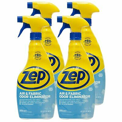 Zep Air and Fabric Odor Eliminator 32 Ounce ZUAIR32 (Case of 4)