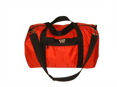 Emergency Trauma bag,search&rescue bag,survival bag, Red Made in USA.