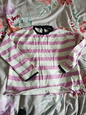 Girls Marks And Spencer Autograph lightweight Jumper Age 6-7