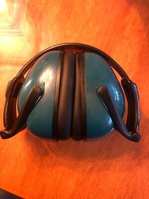 NEW SAFETY WORKS ADJUSTABLE FOLDABLE Earmuffs
