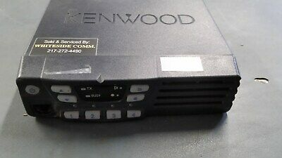 KENWOOD TK-7102H MOBILE TWO WAY RADIO 136-174 MHz 4 CHANNEL