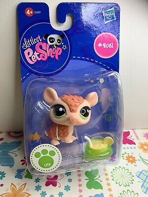 Littlest Pet Shop APRICOT ARMADILLO #2061