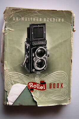 1954....The Rollei Book...  by Heering