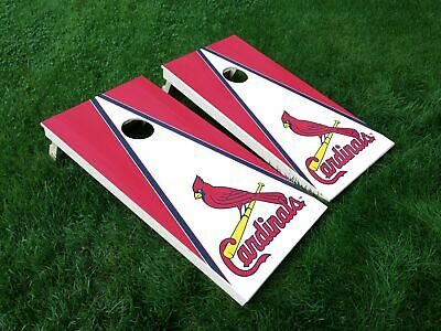 St s Louis Cardinals cornhole board or vehicle decal