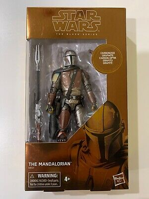 "Star Wars Black Series 94 The Mandalorian Carbonized Target Exclusive 6"" Figure"
