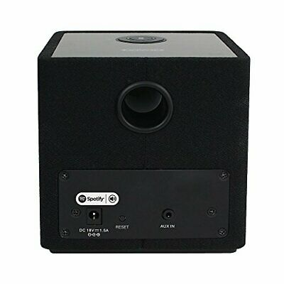 Jensen JSB-1000 Bluetooth WiFi Stereo Smart Speaker & built-in Chromecast, Black