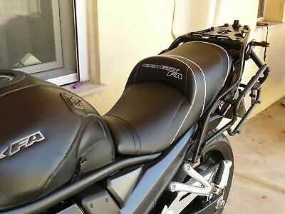 Top Sellerie France Deluxe Comfort Seat With Gel Suzuki GSX1250FA GSX-FA 1250#SGC4899