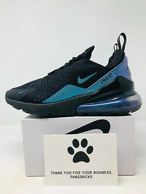 Details about Nike Air Max 270 Women's Shoe AH6789 702 University GoldBlue sz 7W 9W