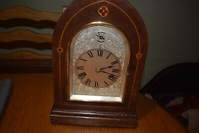 Antique German 'Hac' Bracket 8-Day Mantel Clock Restoration