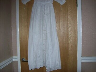 Vintage Babies Christening Gown