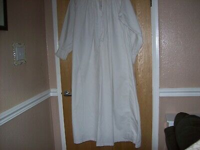Vintage Ladies Nightdress Cotton