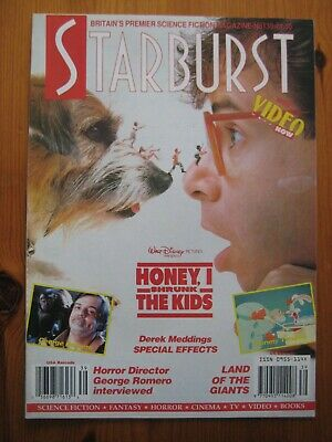 Starburst Magazine #139, March 1990