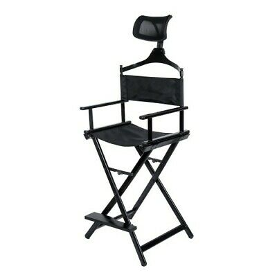 Professional Makeup Artist Chair with Headrest